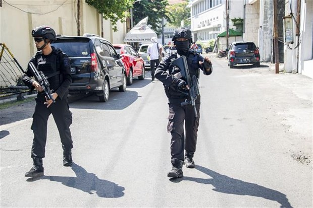 Indonesia bao dam an ninh cuoc tranh luan giua 2 ung vien tong thong hinh anh 1