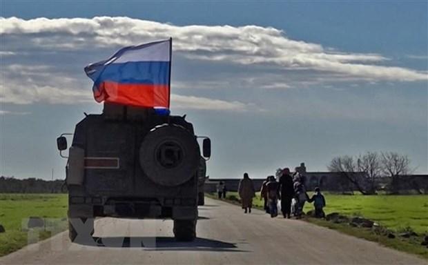 Ong Putin cam ket se tao xung luc moi cho tien trinh hoa binh Syria hinh anh 1