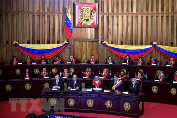 Toa an Venezuela bac bo quyet dinh nhan su tap doan dau khi hinh anh 1