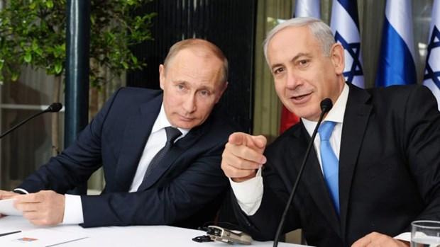 Lanh dao Nga-Israel hoan cuoc gap thuong dinh tai Moskva hinh anh 1