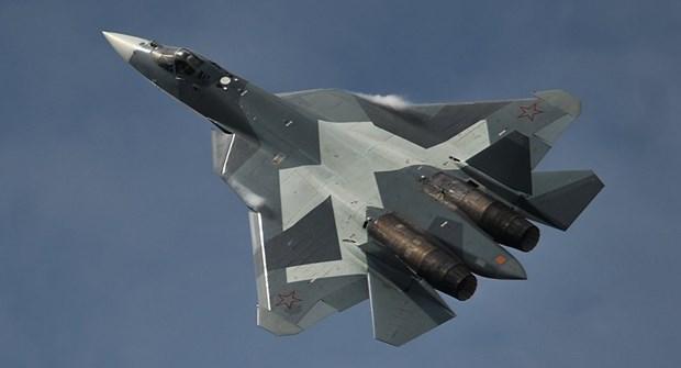 Nga san sang noi lai hop tac voi An Do ve du an chien dau co Su-57 hinh anh 1