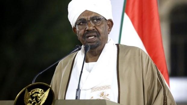 Tong thong Sudan Omar al-Bashir bo nhiem chinh quyen lam thoi hinh anh 1