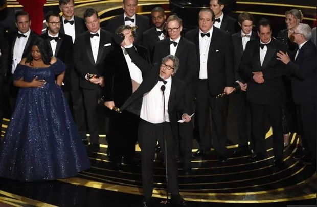 Giai Oscar 2019: Dau an cua