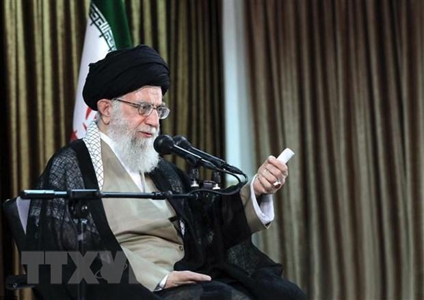 Dai giao chu Iran keu goi chinh phu khong nen trong cay vao EU hinh anh 1