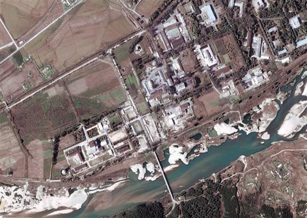 IAEA: Lo phan ung hat nhan quan trong cua Trieu Tien ngung hoat dong hinh anh 1