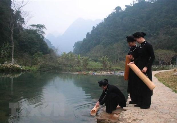 Tinh Cao Bang lan dau tien to chuc Le hoi ve nguon Pac Bo hinh anh 1