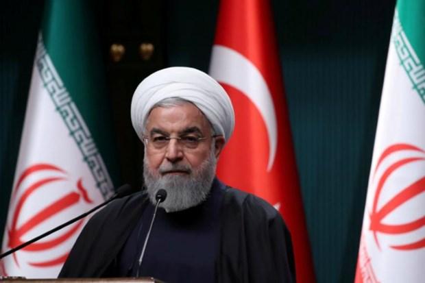 Tong thong Iran Hassan Rouhani cao buoc My tim cach thay doi che do hinh anh 1