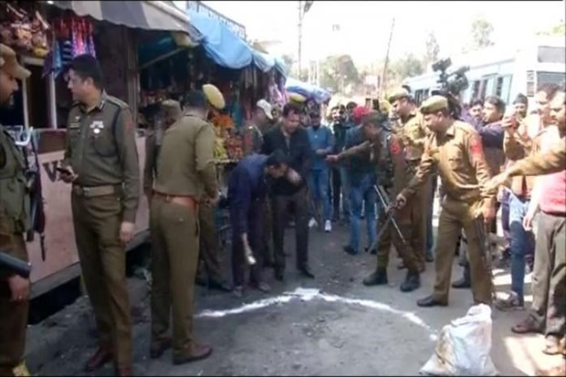 An Do: No tai bang Jammu va Kashmir, nhieu nguoi bi thuong hinh anh 1