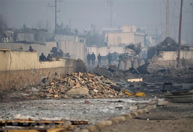 Afghanistan: Xay ra nhieu vu no tai thu do Kabul, 5 nguoi bi thuong hinh anh 1