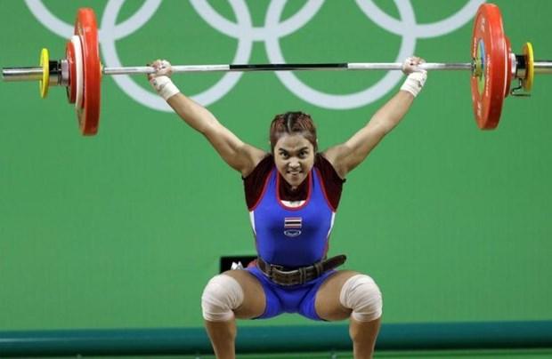 Thai Lan rut khoi bo mon cu ta tai Olympic Tokyo 2020 vi doping hinh anh 1