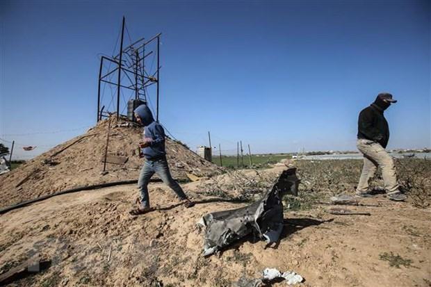 Phong trao Hamas keu goi Israel do bo phong toa Dai Gaza hinh anh 1