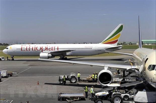 Tai nan may bay Ethiopia: Boeing san sang ho tro xac dinh nguyen nhan hinh anh 1