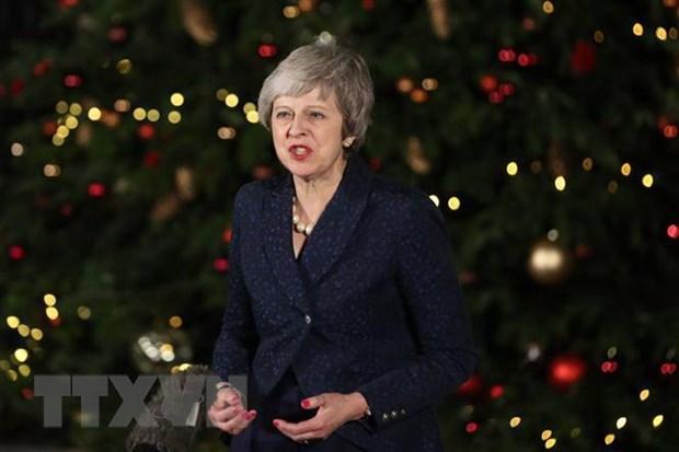 Thu tuong Anh Theresa May phai doi mat suc ep tu chuc nang ne hinh anh 1