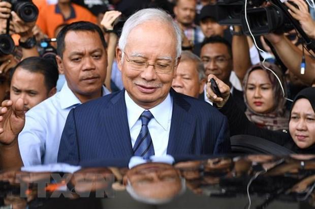 Cuu Thu tuong Malaysia Najib Razak tiep tuc bac bo cao buoc rua tien hinh anh 1