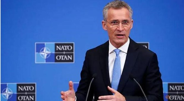 NATO duy tri cam ket ho tro cong cuoc cai cach cua Ukraine hinh anh 1
