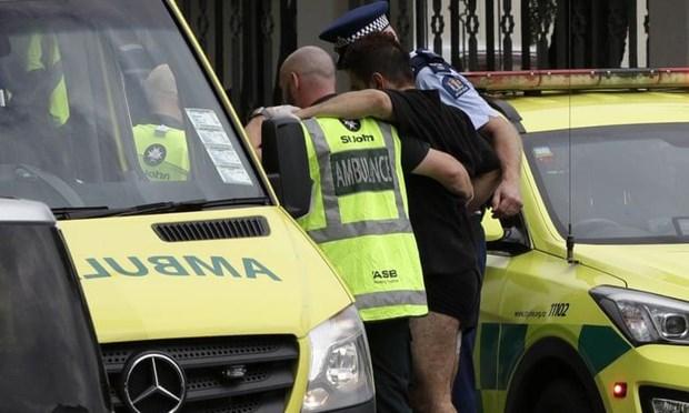 New Zealand: No sung gay nhieu thuong vong tai thanh pho Christchurch hinh anh 1