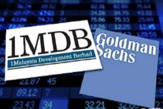 Malaysia trieu dai dien Goldman Sachs ra hau toa do dinh be boi 1MDB hinh anh 1