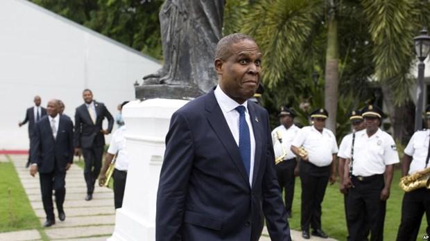 Ha vien Haiti thong qua nghi quyet bai nhiem Thu tuong Ceant hinh anh 1
