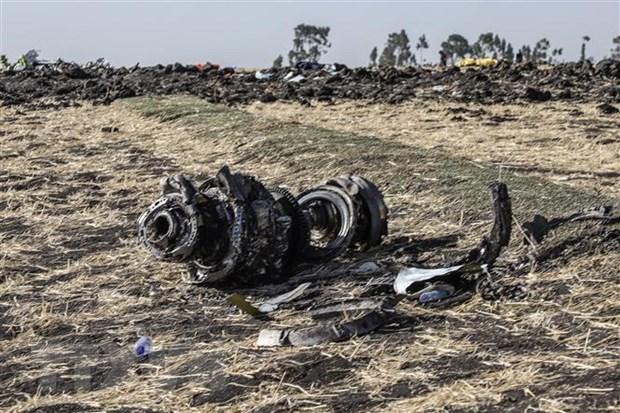 Nhom dieu tra Ethiopia kiem tra du lieu hop den Boeing 737 MAX o Phap hinh anh 1