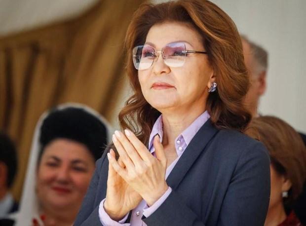 Con gai cuu Tong thong Kazakhstan duoc bau lam Chu tich Thuong vien hinh anh 1