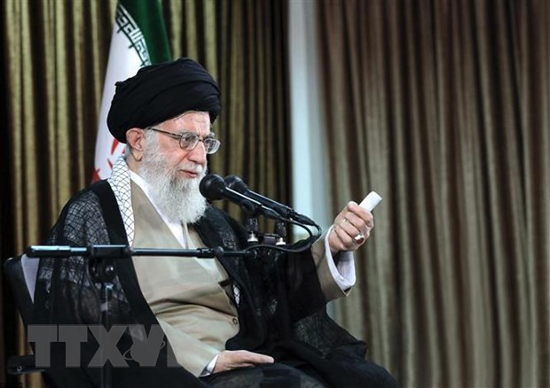 Lanh dao Iran coi kho khan kinh te la