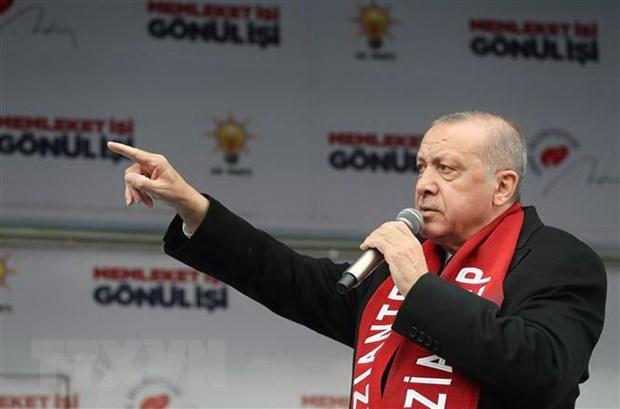 Tho Nhi Ky: Phat bieu cua Tong thong Erdogan bi hieu nham hinh anh 1