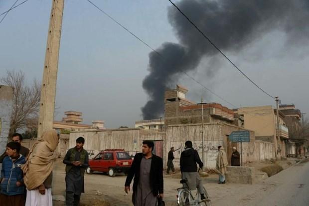 Afghanistan: Hai vu no tren san van dong khien nhieu nguoi thuong vong hinh anh 1