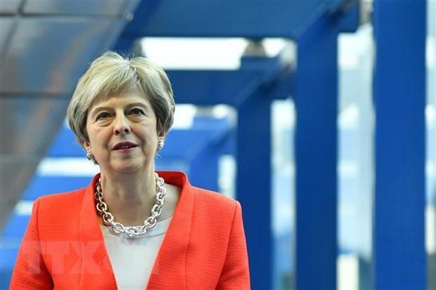 Thu tuong Anh Theresa May doi mat voi nguy co bi phe truat hinh anh 1