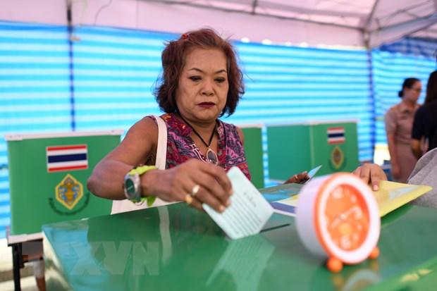 Bau cu Thai Lan: Chinh phu cam ban do uong co con trong 24 gio hinh anh 1