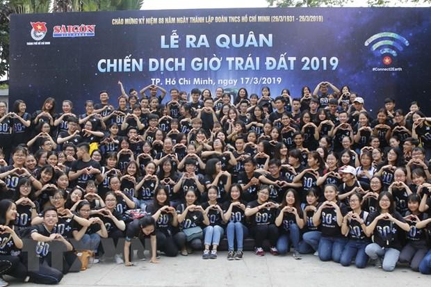 Su kien Gio Trai Dat 2019: Thoi bung no luc vi Trai Dat xanh hinh anh 2