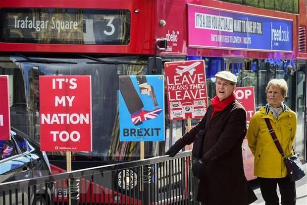 Brexit: Nuoc Anh se 'xoay so' ra sao trong hai tuan toi? hinh anh 1