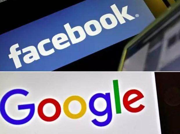 Ao de xuat ap thue quang cao cao nhat EU voi Google, Facebook hinh anh 1