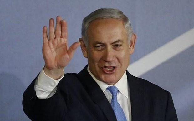 Thu tuong Israel Benjamin Netanyahu toi Nga ban ve Syria hinh anh 1