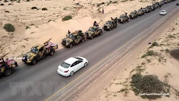Libya: Tuong Khalifa Haftar tu choi cuoc gap voi Thu tuong GNA hinh anh 1