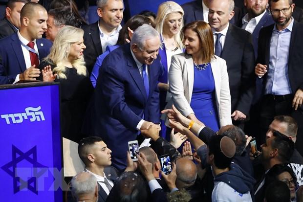 Israel cong bo ket qua chinh thuc cuoc tong tuyen cu 2019 hinh anh 1
