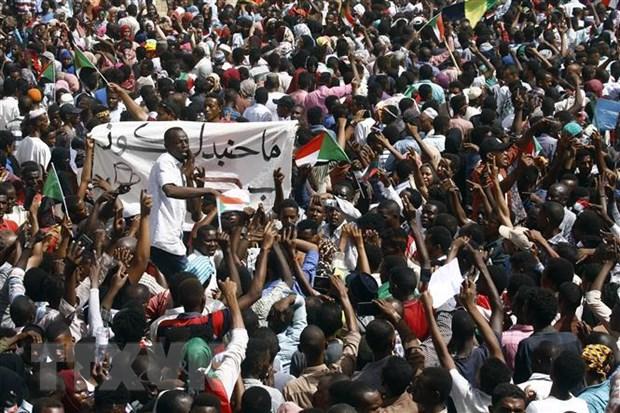 Sudan: Can dua dai dien nguoi dan vao Hoi dong tong thong hinh anh 1