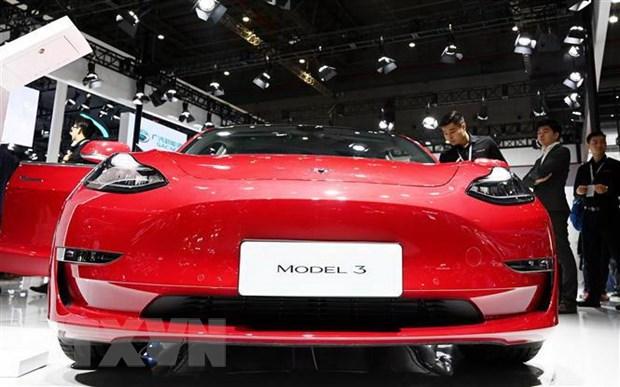 Cong bo thua lo, Tesla chao ban co phieu tri gia 650 trieu USD hinh anh 1