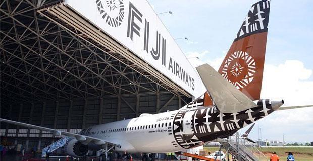 Fiji Airways ngung su dung may bay Boeing 737-800 thue cua Miami Air hinh anh 1