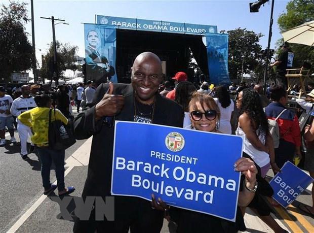[Video] Dai lo Obama tro thanh bieu tuong cua su hy vong hinh anh 1