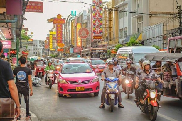 Lai xe su dung do uong co con o Thai Lan se doi mat voi an tu 5 nam hinh anh 1