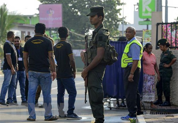 Sri Lanka: Dam dong qua khich tan cong mot thanh duong Hoi giao hinh anh 1