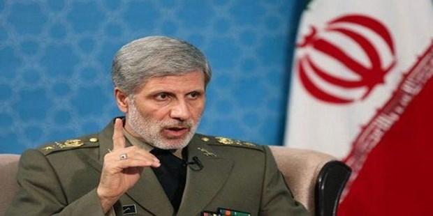 Cac luc luong vu trang Iran trong trang thai san sang chien dau hinh anh 1