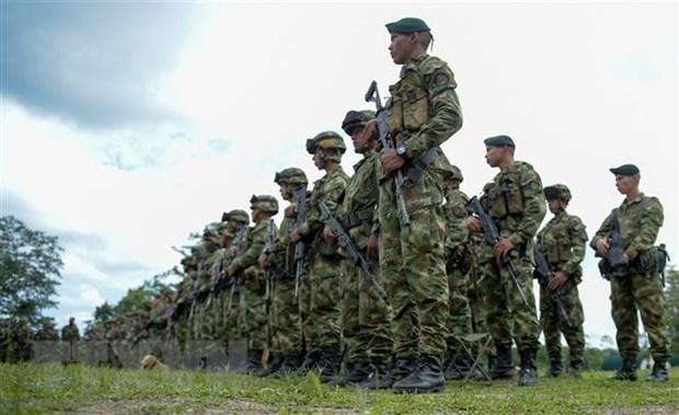My ho tro Colombia 160 trieu USD trien khai hiep uoc hoa binh voi FARC hinh anh 1