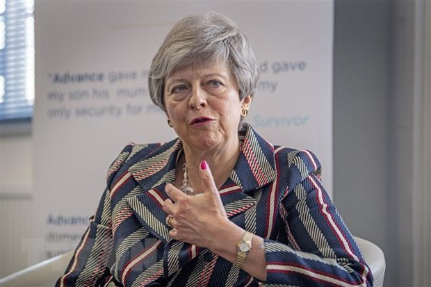 Thu tuong Anh Theresa May tim kiem 'da so ung ho on dinh' tai Quoc hoi hinh anh 1