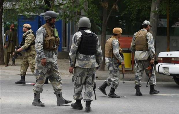 Afghanistan: Hon 30 canh sat thuong vong do bi khong kich nham hinh anh 1