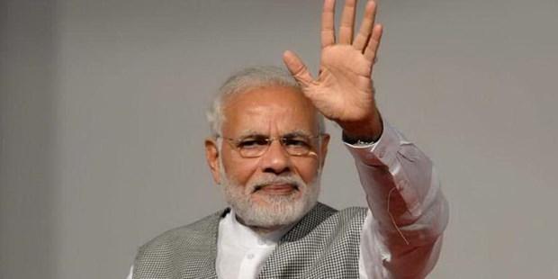 Bau cu An Do: Dang BJP cua Thu tuong Narendra Modi cung co vi the hinh anh 1