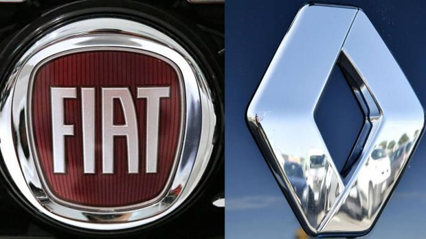 Chinh phu Phap ung ho ke hoach sap nhap Renault-Fiat Chrysler hinh anh 1