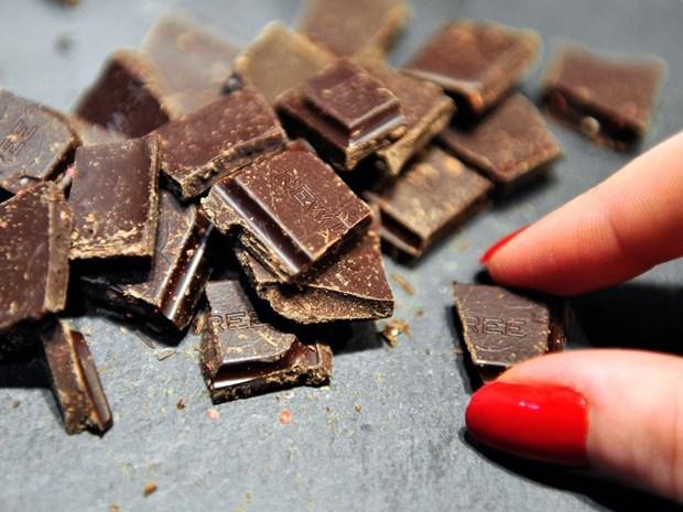 Chocolate co thuc su khien ban bi tang can nhu tin don? hinh anh 1