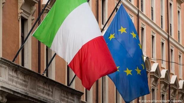 Bat dong ve van de ngan sach giua Italy va EU da co 'hoi ket' hinh anh 1