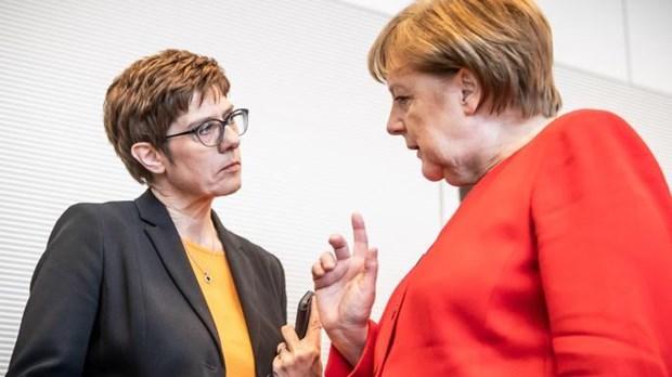 Duc: CDU khang dinh mong muon duy tri lien minh cam quyen voi SPD hinh anh 1